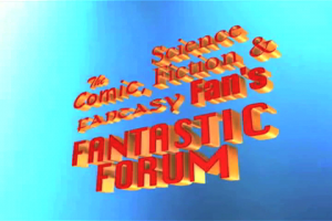 Fantastic Forum 3D Logo