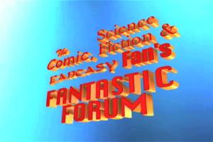 Fantastic Forum 3D Logo