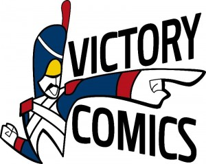 Victory Comics logo